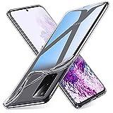 ESR Cover per Samsung Galaxy S20, Custodia Essential Zero in TPU Morbido, Sottile e Trasparente...