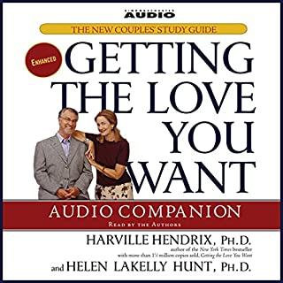 Getting the Love You Want Audio Companion audiobook cover art