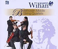 Middle String Quartets by LUDWIG VAN BEETHOVEN (2009-10-13)
