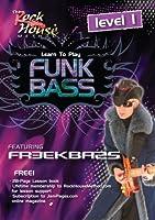 Learn Funk Bass Level 1: Featuring Freekbass [DVD] [Import]