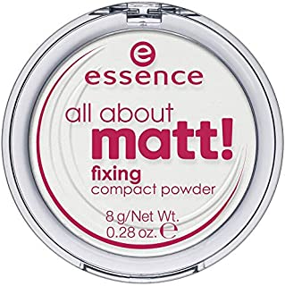 ESSENCE All About Matt polvos compactos matificantes
