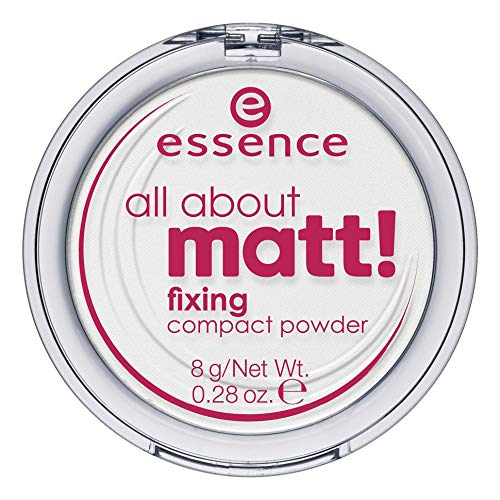 Essence All About Matt! Fixing Compact Powder -1er Pack