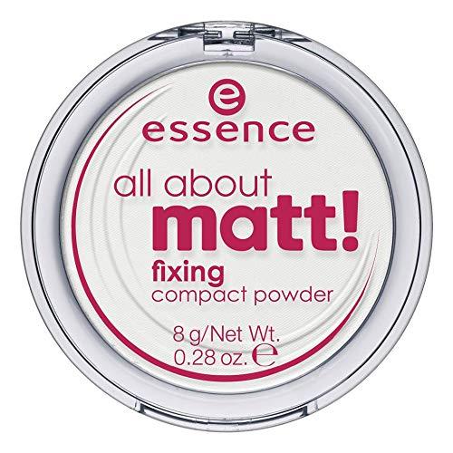 essence all about matt! fixing compact powder - 1er Pack