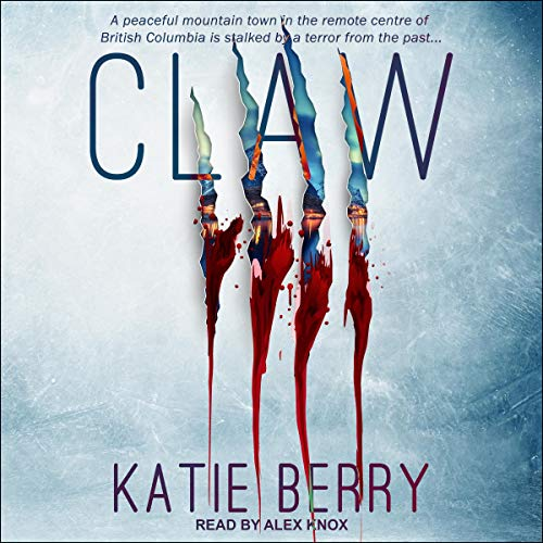 CLAW: A Canadian Thriller audiobook cover art