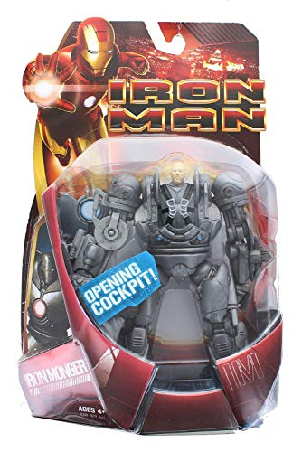 Iron Man Iron Monger Action Figure