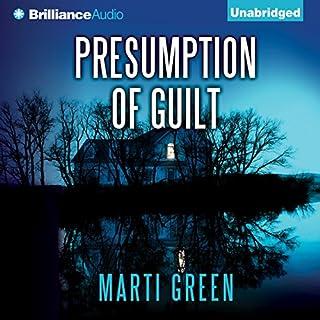 Presumption of Guilt audiobook cover art