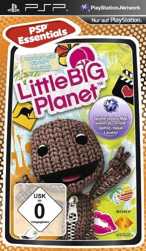 Little Big Planet [Essentials] - [Sony PSP]