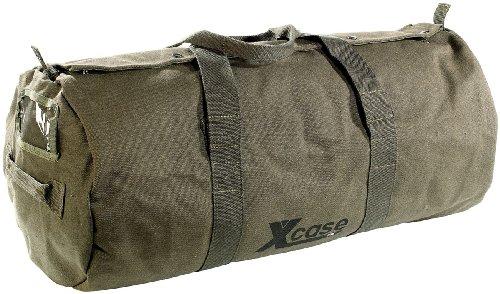 Xcase Canvas Sporttasche: Canvas-Sport- und Reisetasche mit Tragegriff, 70 Liter (Canvas Taschen)
