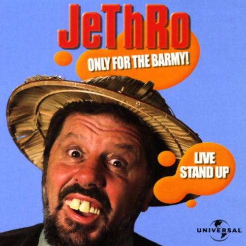 Only for the Barmy!                   By:                                                                                                                                 JeThRo                               Narrated by:                                                                                                                                 JeThRo                      Length: 52 mins     Not rated yet     Overall 0.0