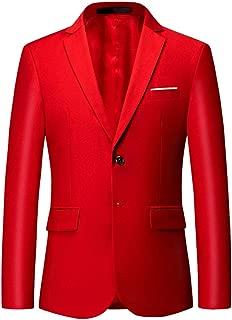 Best mens red jacket blazer Reviews