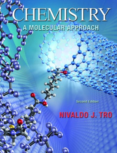 Compare Textbook Prices for Chemistry: A Molecular Approach 2nd US Edition 2 Edition ISBN 8601419421183 by Tro, Nivaldo J.