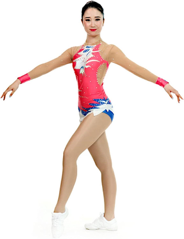 Rhythmic gymnastics leotard Women's team breathable Industry No. 1 elastic high Manufacturer direct delivery