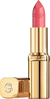 L'Oréal Paris Color Riche Satine Szminka, pomadka do ust, nawilżone, gładkie i idealnie aksamitne usta, 378 Velvet Rose, ...