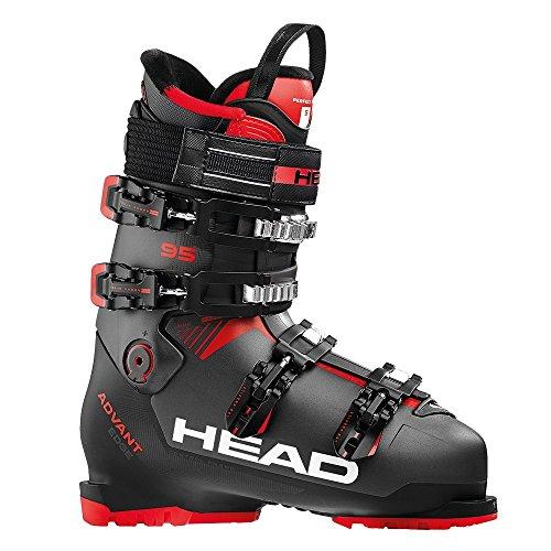HEAD Advent Edge 95 Herren Skischuhe, Mädchen, 608151, rot, 25.5 EU