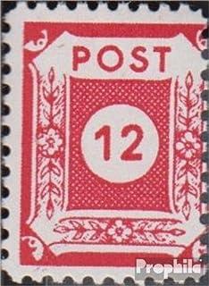 Prophila Collection Sovjetisk zon (All.BES.) 46D II b kontrollerad, Coswig liknande L 11 1945 siffror i cirkeln (frimärken...