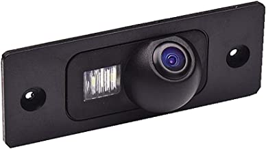 Reversing Vehicle-Specific Camera Integrated in Number Plate Light License Rear View Backup Camera for Porsche Cayenne