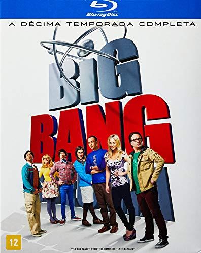 Big Bang Theory 10A Temporada [Blu-ray]