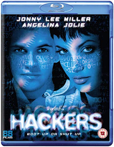 Hackers (Blu-ray) [Reino Unido] [Blu-ray]
