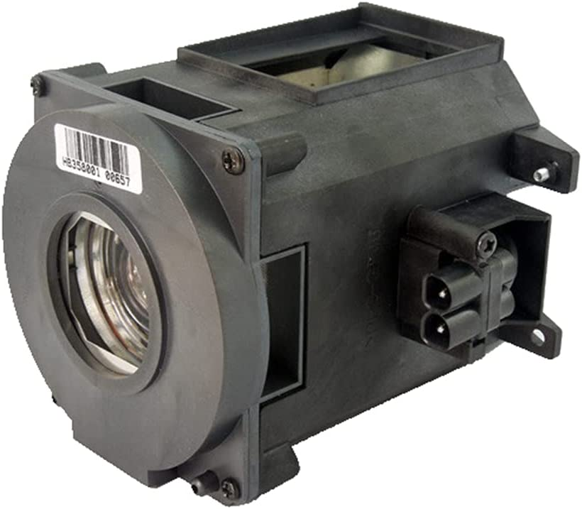 NP21LP Replacement Projector Lamp for NEC PA550W NP-PA500U NP-PA500X NP-PA5520W NP-PA600X , Lamp with Housing by CARSN