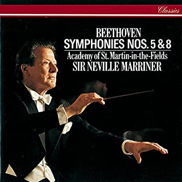 Beethoven: Symphonies Nos. 5 & 8