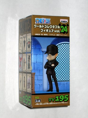 ONE PIECE World Collectable Figure vol.24 TV195 Kaku [ Japanese Import ] [Toy] (japan import)