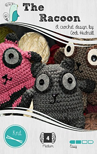 DMC Woodland Animals Finger Puppets Amigurumi Crochet Pattern ... | 500x313