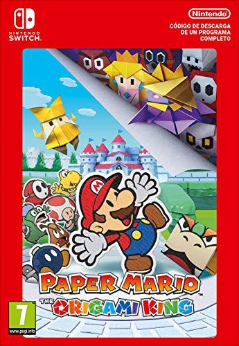 Paper Mario: The Origami King [Preload] | Nintendo Switch - Código de descarga