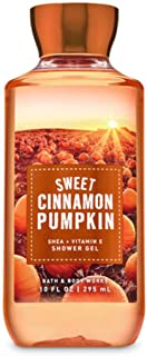 Bath and Body Works Signature Collection Sweet Cinnamon Pumpkin Shower Gel 10 FL OZ
