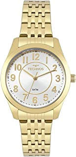 Relógio Technos Feminino Boutique Dourado - 2035MJDS/4K