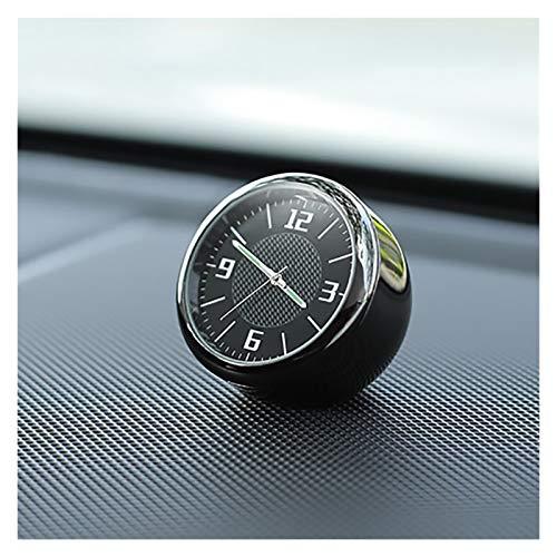 Xx101 Ornamento del Coche Adornos de Reloj de automóviles Auto Vents Vents Air VENTAJE Clip Mini Decoración Decoración del Panel de Control de automóviles Mostrar Reloj en Accesorios para automóviles