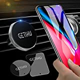 GETIHU Phone Holder for Car, Magnetic Air Vent Car Phone Mount, Universal Cell