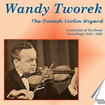 Wandy Tworek - The Danish Violin Wizard