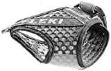 Leki Trigger Shark Frame Strap Mesh - Correas para bicicleta, color gris, talla S-M-L