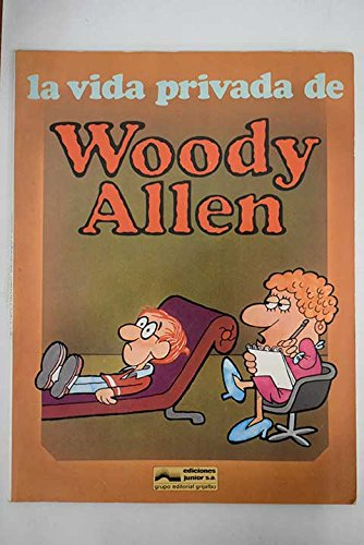 WOODY ALLEN un libro de humor 1 y 2