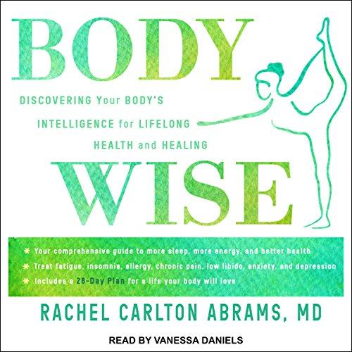BodyWise audiobook cover art
