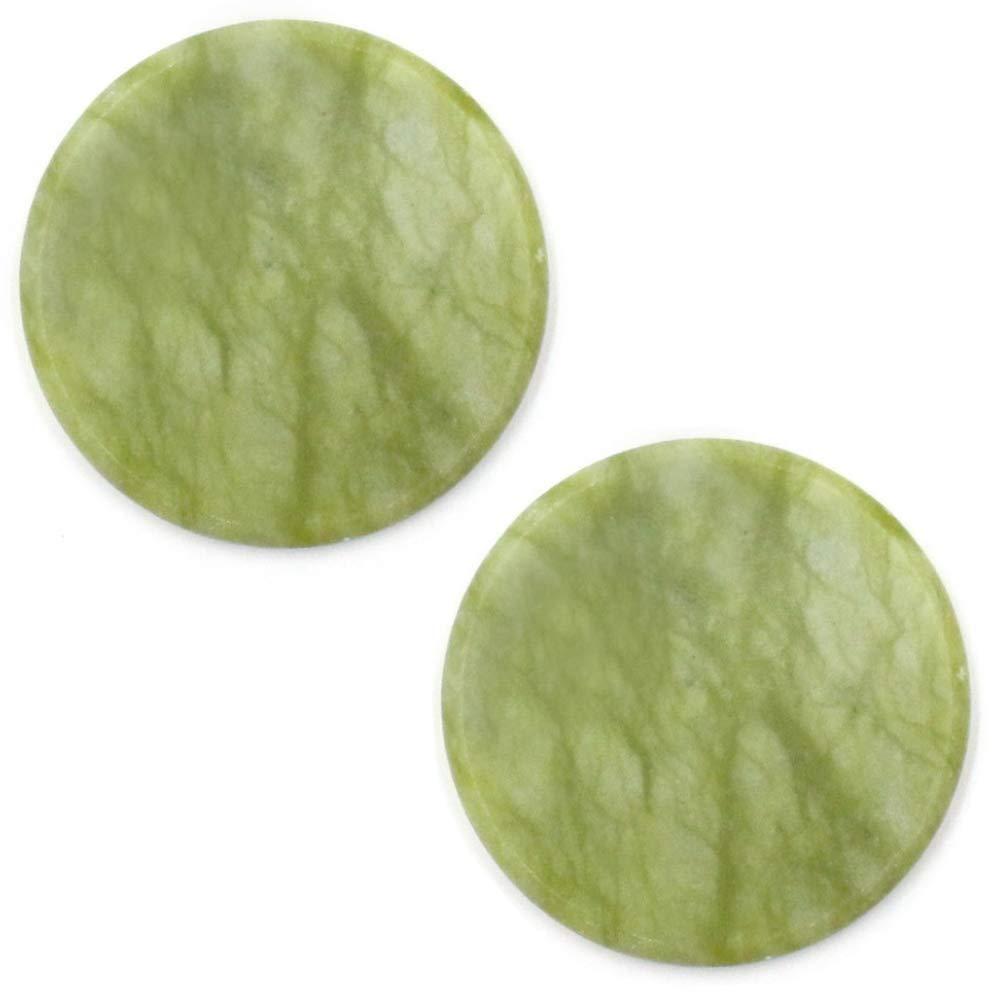 2 Pieces Eyelash Extension Jade Glue OFFicial site Holder Cheap bargain St