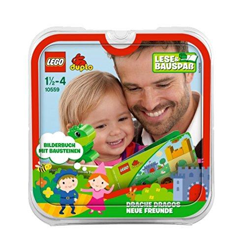 LEGO Duplo Steine & Co. 10559 - Drache Dragos neue Freunde