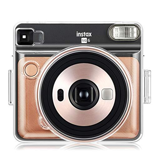 Fintie Funda para Fujifilm Instax Square SQ6 Cámara Analóg