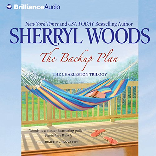 The Backup Plan audiobook cover art