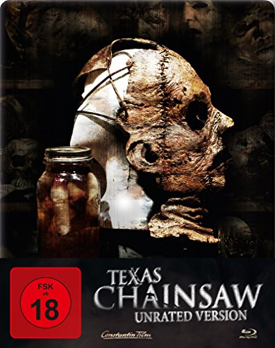 Texas Chainsaw (Unrated Version) Blu-ray Limited Steelbook