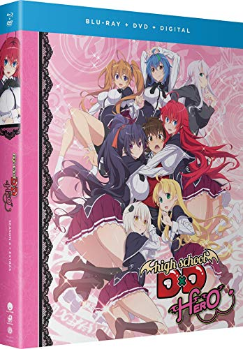 High School DxD HERO - Season Four [Blu ray] [Blu-ray]