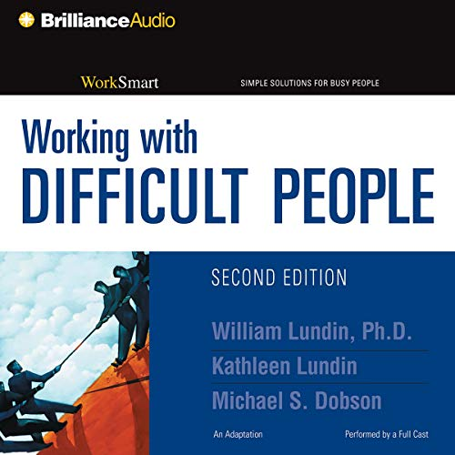 Working with Difficult People cover art