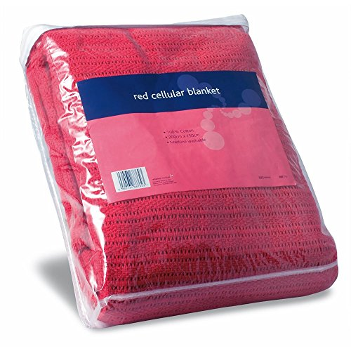 Couverture en coton Scarlet