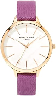Kenneth Cole New York Women Uhr Watch Leather KC15056002