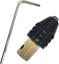 homozy 0.3mm-3.4mm Pequena Broca Elétrica Collet Mini Drill Tool Chuck Set