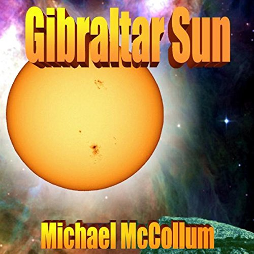 Gibraltar Sun audiobook cover art