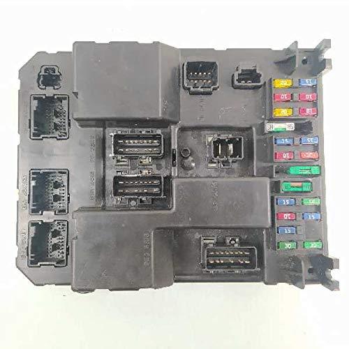 Caja Reles/Fusibles P 307 Cc (s1) 9651196880A 9651197580A (usado) (id:armap3236300)