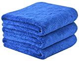 Best Detailing Towels - HIDMD Microfibre Car Drying Towels Absorbent Large Car Review