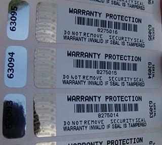 Amazon.es: precinto - Sellos adhesivos / Etiquetas adhesivas y ...