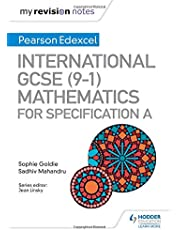 My Revision Notes: International GCSE (9-1) Mathematics for Pearson Edexcel Specification A